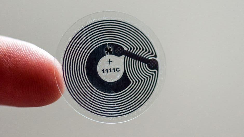 NFC-метка для смартфона